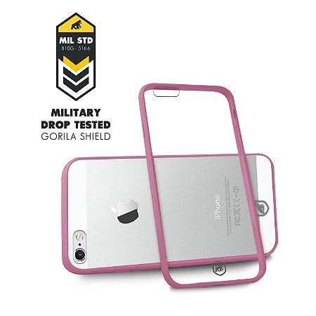 Capa Pink para Iphone 5 , 5s, SE - Gorila Shield