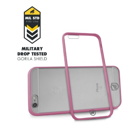 Capa Pink para Iphone 6 - Gorila Shield