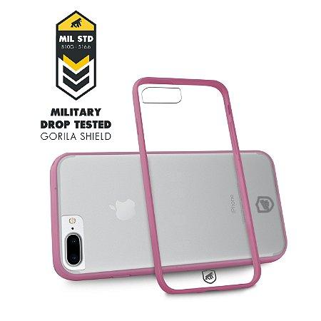 Capa Pink para Iphone 7 Plus / 8 Plus - Gorila Shield
