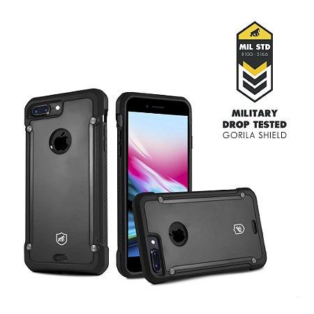 Capa Black Shield para Apple iPhone 8 Plus - Gorila Shield