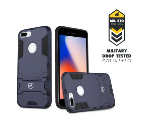 Capa Armor para Iphone 8 Plus - Gorila Shield