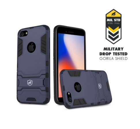 Capa Armor para Iphone 8 - Gorila Shield