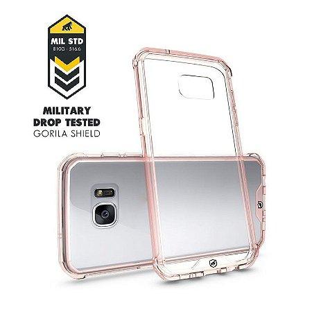 Capa Ultra Slim Air Rosa para Samsung Galaxy S7 - Gorila Shield