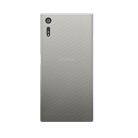 Película Traseira de Fibra de Carbono Transparente para Sony Xperia XZ- Gorila Shield