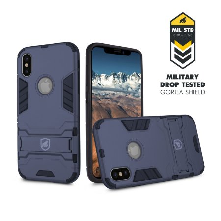 Capa Armor para Iphone X  - Gorila Shield