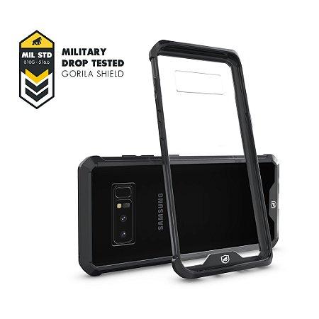 Capa Ultra Slim Air Preta para Samsung Galaxy Note 8 - Gorila Shield