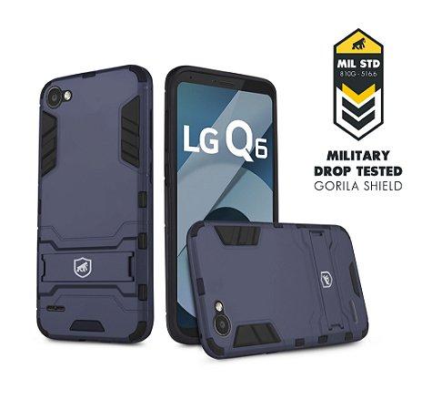 Capa Armor para LG Q6 e Q6 Plus - Gorila Shield