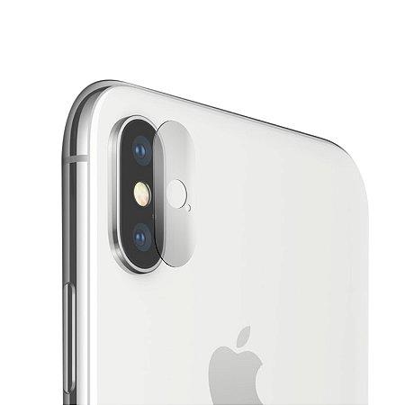 Película de Lente Câmera para iPhone X - Gorila Shield