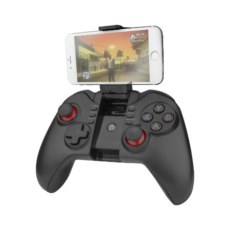 Gamepad Bluetooth - Tomahawk - Ípega