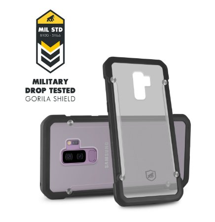 Capa Grip Shield para Samsung Galaxy S9 Plus - Gorila Shield