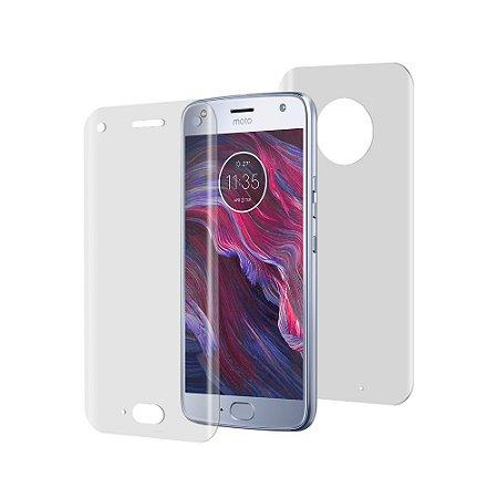 Pelicula 360 nano gel xtreme para Moto X4 - Gorila Shield