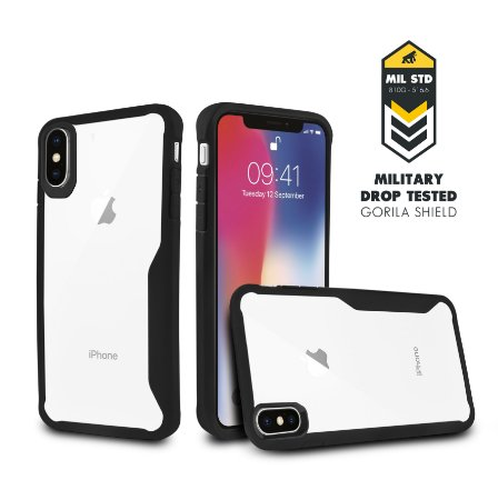CAPA ATOMIC PARA IPHONE X - GORILA SHIELD