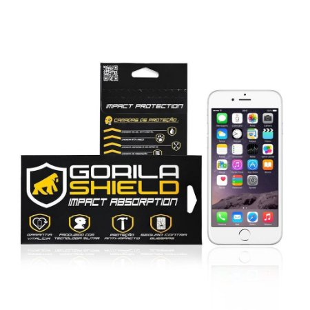 Película de Vidro para Apple iPhone 6 e 6S - Gorila Shield