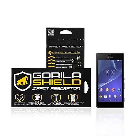 Película de vidro para Sony Xperia M2 e M2 Aqua - Gorila Shield