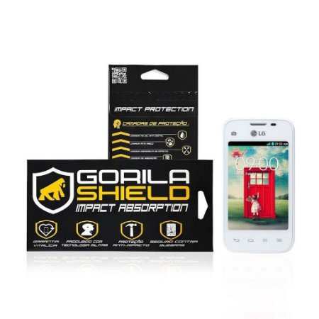 Película de vidro para Lg L35 - Gorila Shield