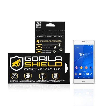 Película de vidro Frontal e traseira para Sony Xperia Z3 - Gorila Shield