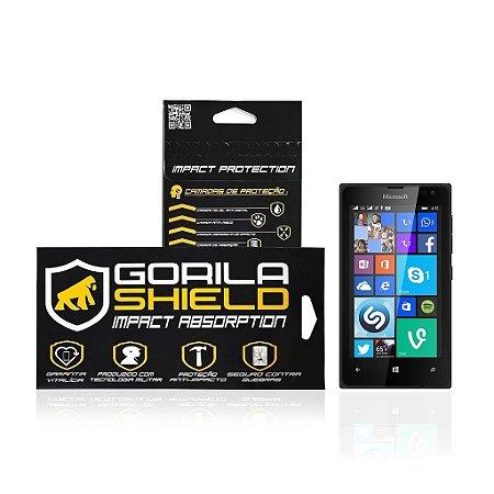 Película de vidro para Microsoft Lumia 435 - Gorila Shield