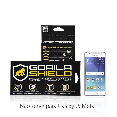 Película de vidro para Samsung Galaxy J5 - Gorila Shield