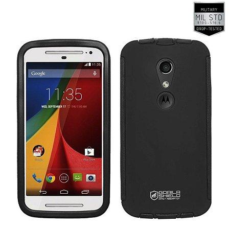Capa Protetora para Motorola Moto G 2ª Geração - Gorila Shield