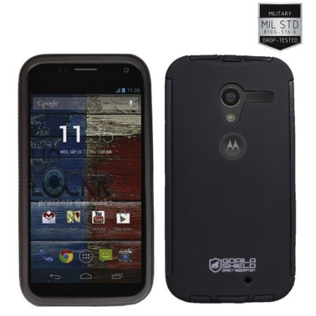Capa Protetora para Motorola Moto X - Gorila Shield