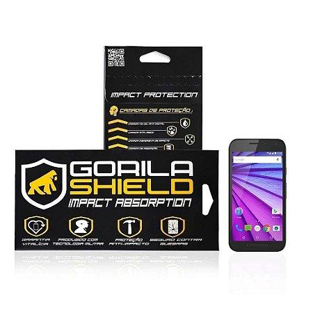 Película de vidro para Motorola Moto G3 - Gorila Shield