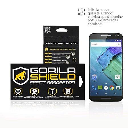 Película de vidro para Motorola Moto X Style - Gorila Shield