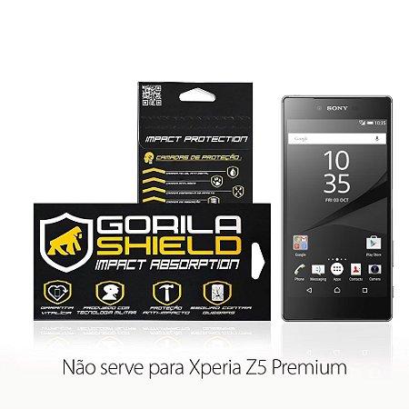 Película de vidro para sony Xperia Z5 5.2 polegadas - Gorila Shield