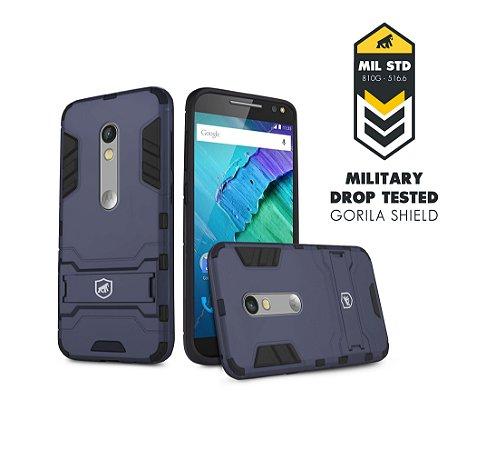 Capa Armor para Motorola Moto X Style - Gorila Shield