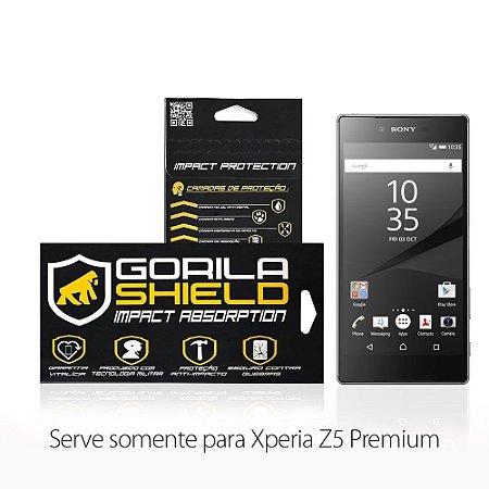 Película de vidro para Sony Xperia Z5 Premium 5.5 polegadas  - Gorila Shield