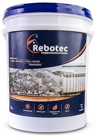 Impermeabilizante Rebotec ® 20kg Para Laje Reboco Piso Cerâmica