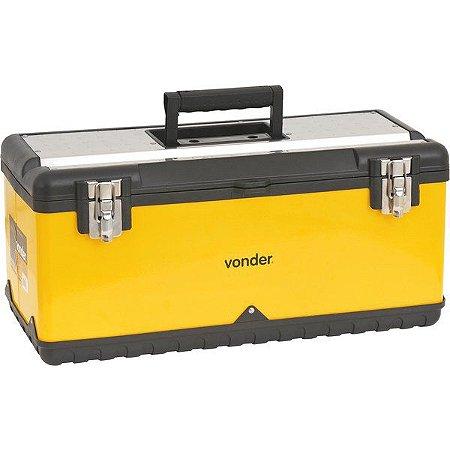 Caixa Metálica/Plástica para Ferramentas CMV 0590 Vonder