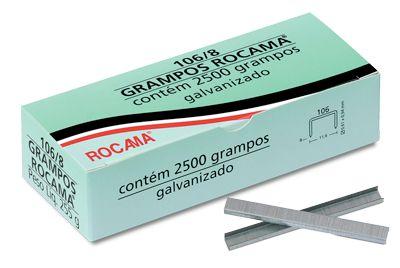 Grampo 8mm 106-8 Rocama