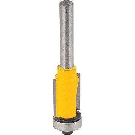 Fresa Reta para Acabamento com Rolamento 13mm Vonder