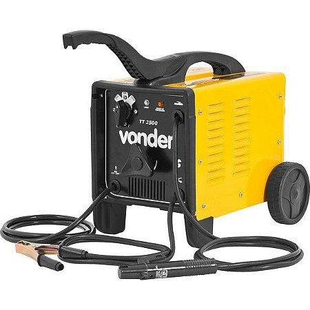 Transformador para Solda Elétrica TT 2500 127/220V Vonder