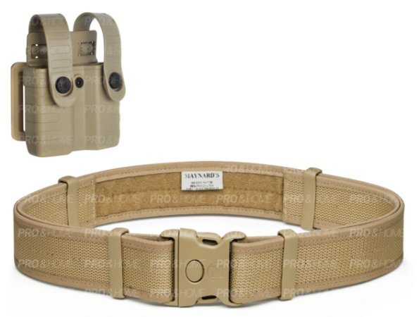 Kit Cinto Raptor II Maynards + Porta Carregador Tab Lock Bélica