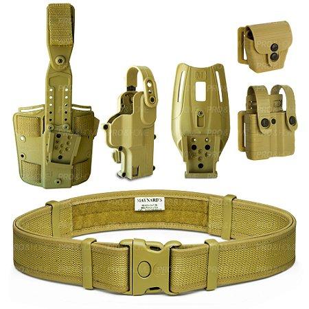 P R F Coldre, Algema Carregador Cinto Cintura e Perna