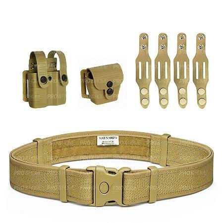 P R F Porta Algema, Carregador, Belt Keeper, Cinto