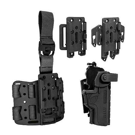 Coldre Hammer, Plataforma de Perna e Cintura, Adaptador Speed e Strike Bélica