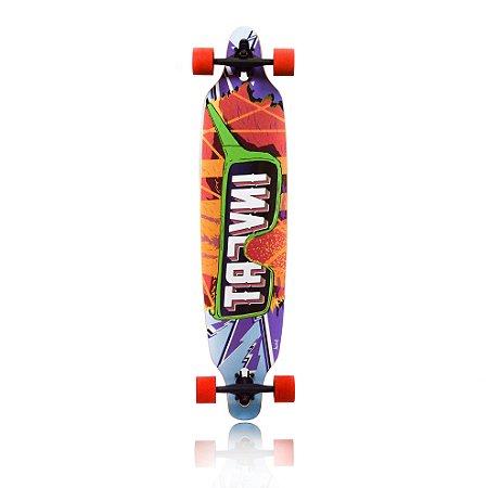 Skate Longboard Invert D3 Twodogs