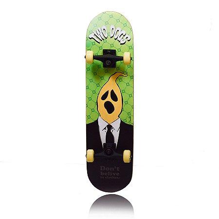 Skateboard Ramble Ghost Twodogs