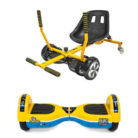 Hoverboard Teen Balance Wheel + Go Kart Drift Hoverboards Twodogs