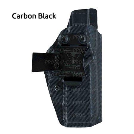 Coldre Interno IWB Kydex PT838, PT840, PT809, TH380, TH9 e TH40 MC-SLIM001 Magnum