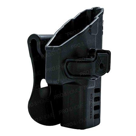 Coldre Cintura TS9 Paddle - SC112- Só Coldres