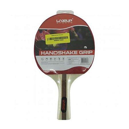 Raquete Tênis de Mesa Ping Pong Lisa Liveup Sports