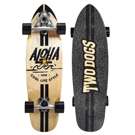 Simulador de Surf Aloha - tam. M Two Dogs