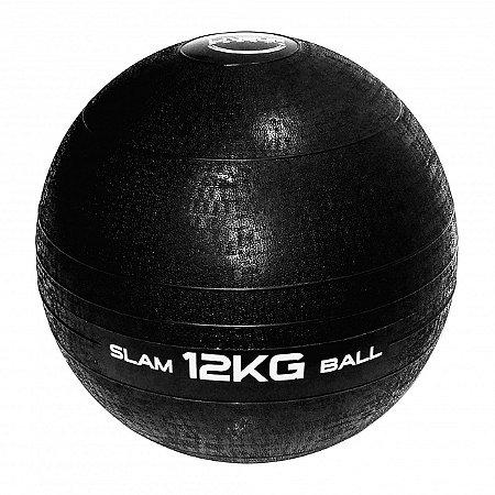 Bola Slam Ball E 12kg Fitness  Exercício Liveup