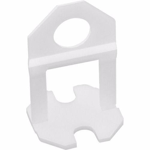 Espaçador Base Para Nivela Piso 1.5mm Moldimplas (100 peças)