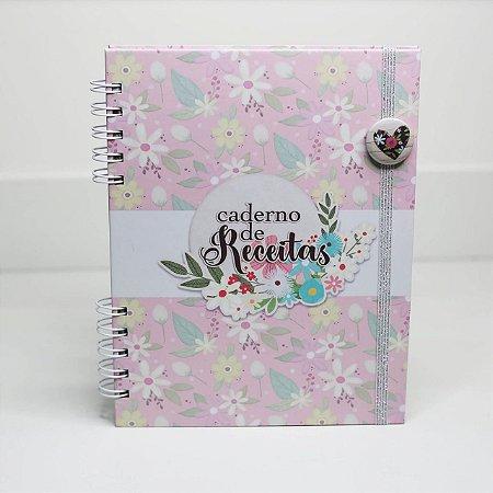 Caderno de receitas da vovó