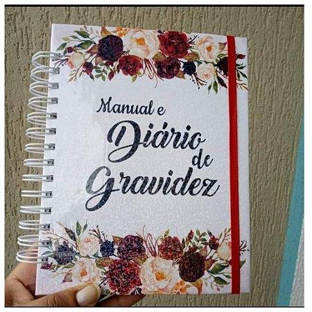 Diario e Manual da Gravidez