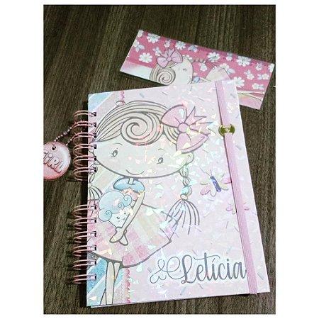 Diário para meninas